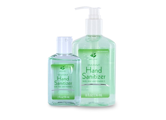 Hand Sanitizer Aloe and vitamin E