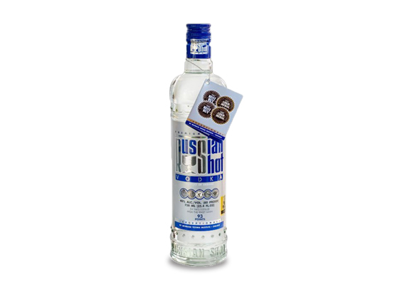 Russian Shot Vodka Original