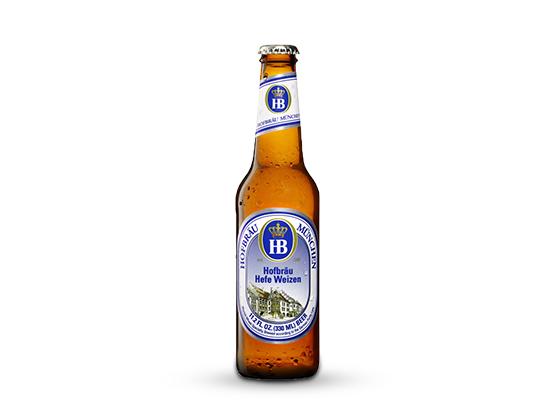 Hofbräu Hefe Weizen 330ml