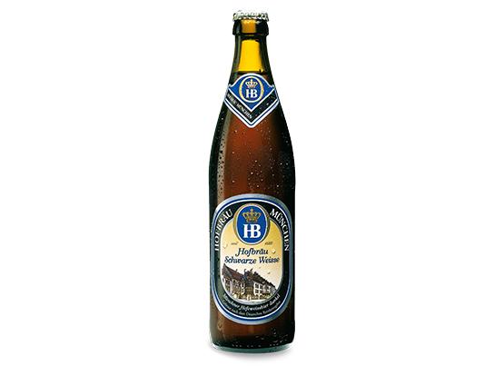 Hofbrau Schwarze Weisse 500ml